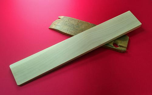 すり板の原形板