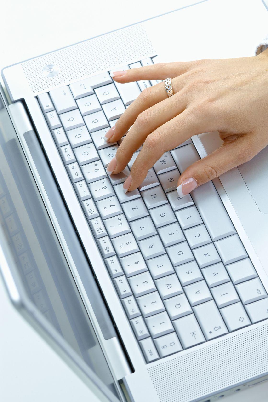 パソコン作業のイメージ画像